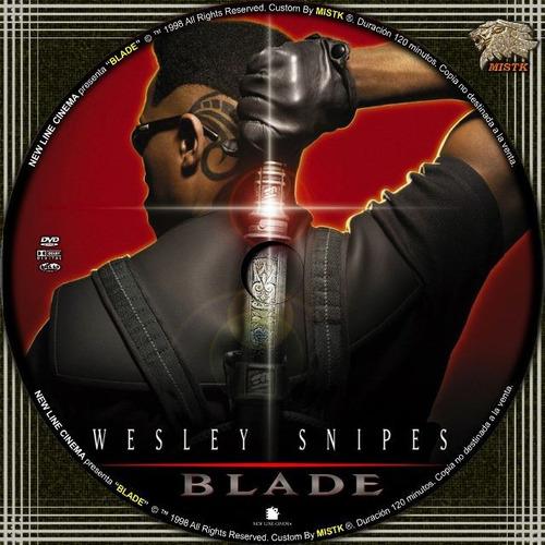 dvd clasico blade cazador de vampiros wesley snipes vampires