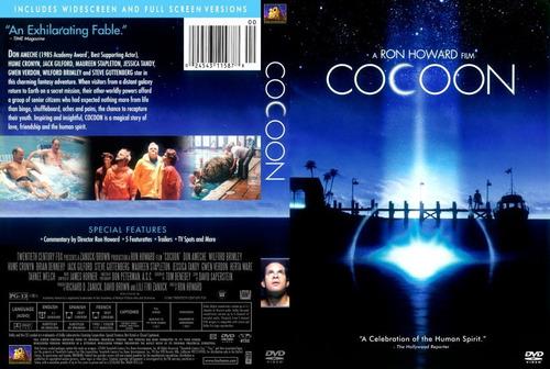 dvd clasico cocoon 2 the return regreso el retorno tampico