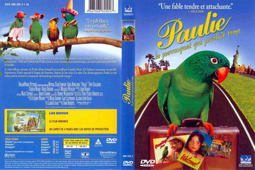 dvd clasico familiar paulie loro perico cheech marin tampico