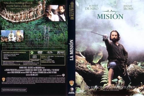dvd clasico la mision the mission robert de niro tampico