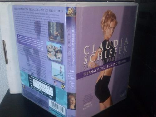 dvd claudia shiffer silueta perfecta piernas y gluteos
