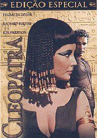 dvd - cleópatra ( duplo) elizabeth taylor, richard burton