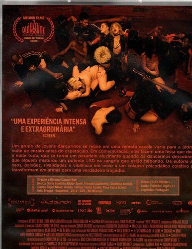 dvd climax - gaspar noe - imovision - bonellihq s20