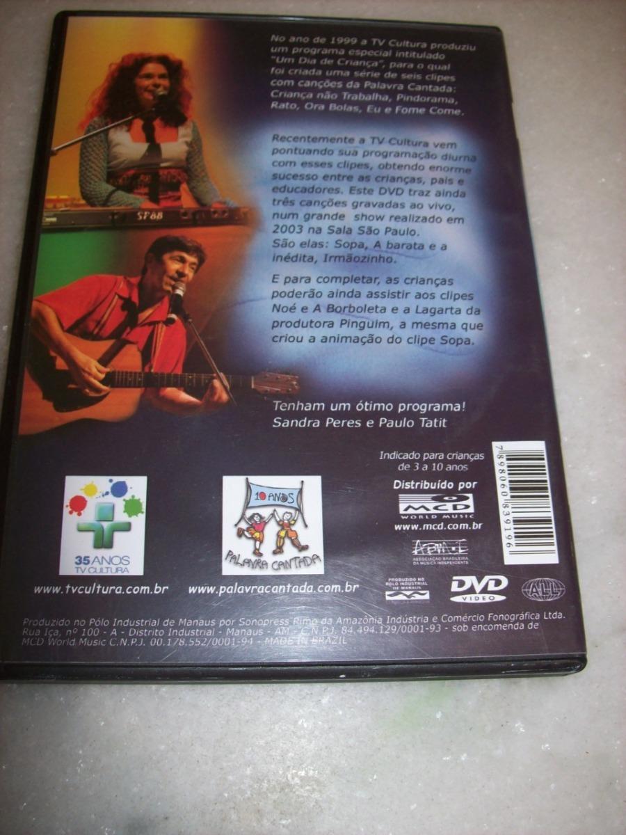 Dvd Clipes Tv Cultura Nacional Usado R 18 20 Em Mercado Livre -> Sala De Tv Cultura