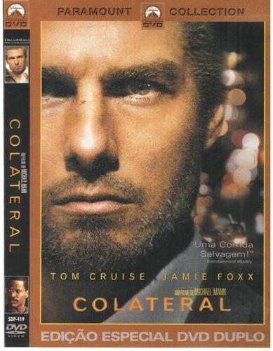 dvd colateral tom cruise novo lacrado dvd duplo