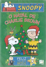 Dvd Coleçao Snoopy Vol 1 O Natal De Charlie Brown Cx 23
