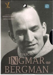 dvd coleção ingmar bergman vol. 1 c  4 filmes fundamentais +