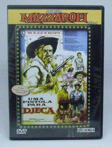 dvd coleção mazzaropi volume 4 uma pistola para djeca