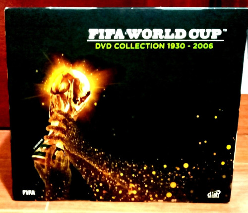dvd collection fifa world cup 1930-2006