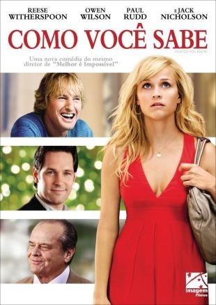 dvd como você sabe - comedia dublado