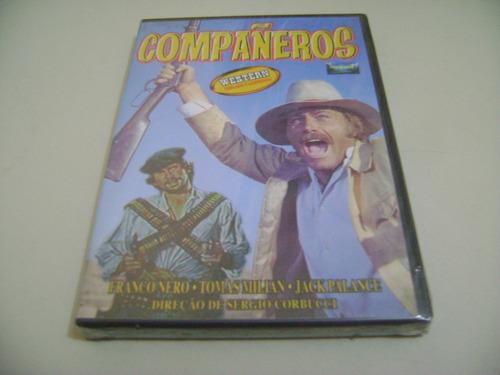 dvd companeros com franco nero