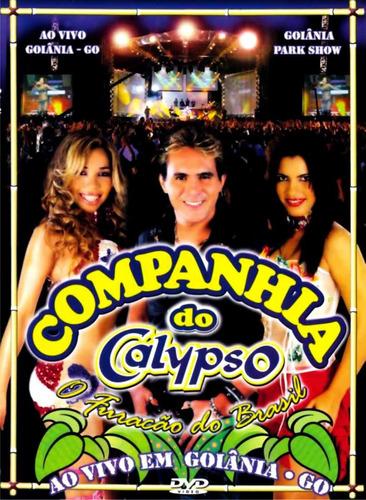 dvd companhia do calypso em goiânia original