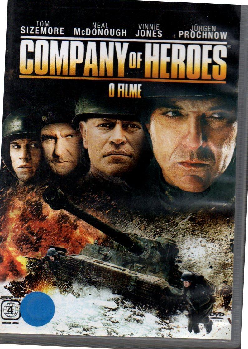 Dvd Company Of Heroes R 19 00 Em Mercado Livre