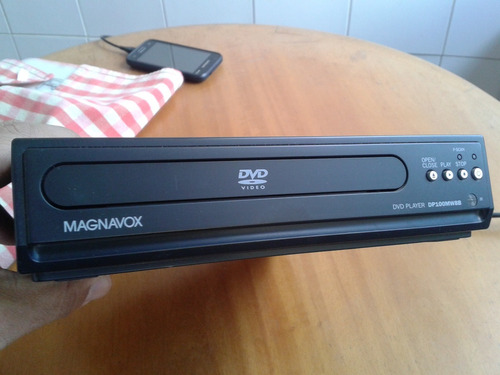 dvd con control magnabox