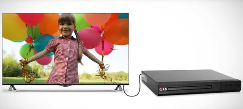 dvd con entrada usb lg dp132 con garantía tienda física
