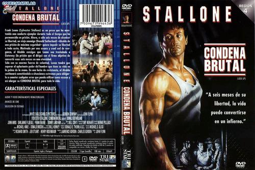 dvd condena brutal encerrado sylvester stallone lock up 1990