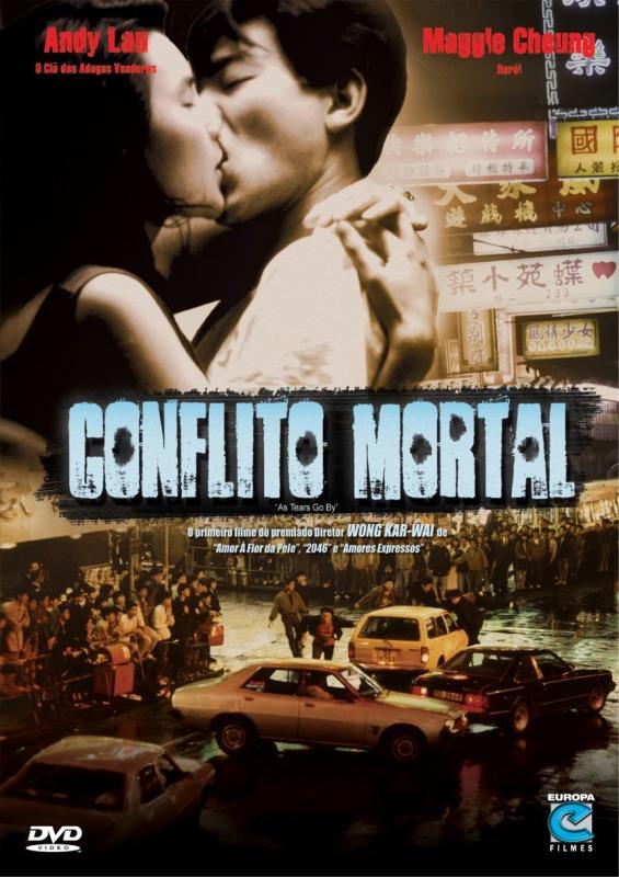 Dvd - Conflito Mortal - ( Wong Gok Ka Moon ) De Wong Kar-wai - R ...