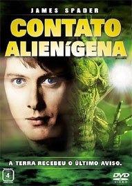 dvd contato alienígena james spader
