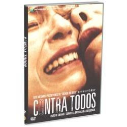 dvd * contra todos  * drama - novo e lacrado