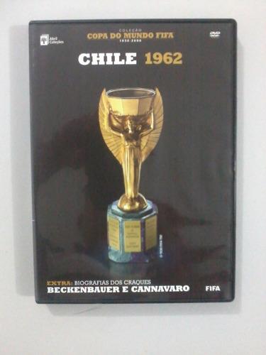 dvd copa do mundo fifa 1962