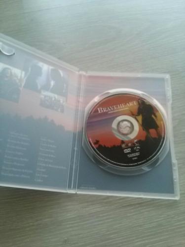 dvd coração valente original mel gibson