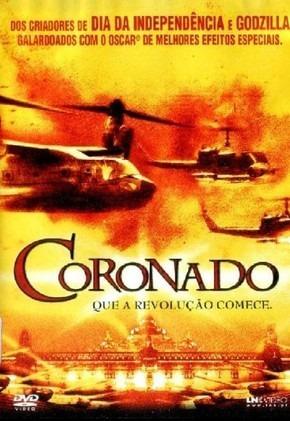 dvd: coronado 2003 dublado