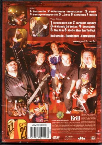 dvd cpm 22 - o video {1995 a 2003}