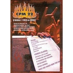 dvd cpm22 o vídeo 1995 2003