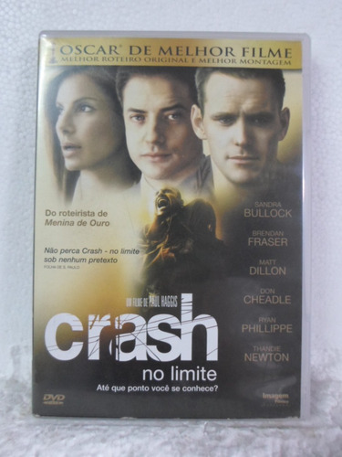 dvd crash - original