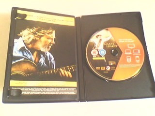 dvd crazy heart- jeff bridges & maggie gyllenhaal (importado