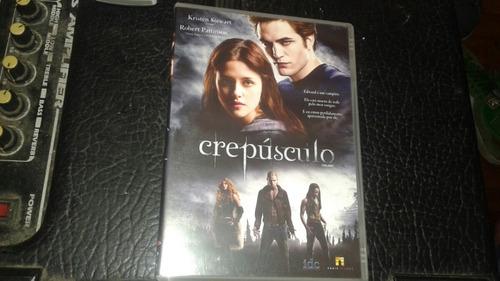dvd : crepúsculo