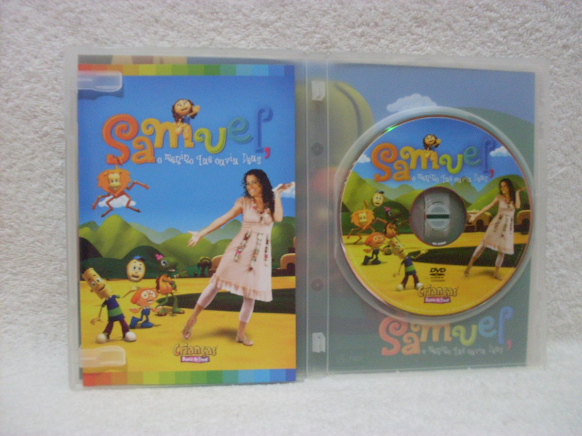 dvd de diante do trono samuel