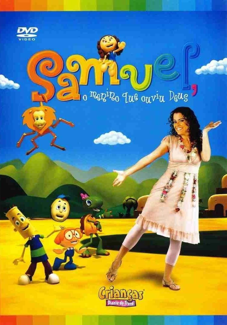 dvd de diante do trono samuel