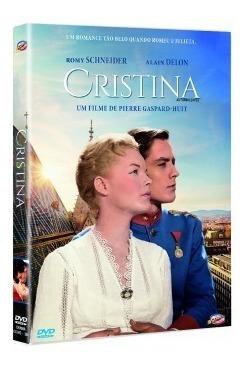 dvd cristina, com romy schneider, alain delon  1958  +