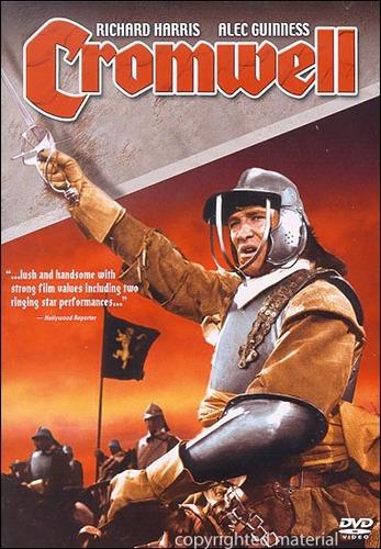 dvd cromwell (1970)