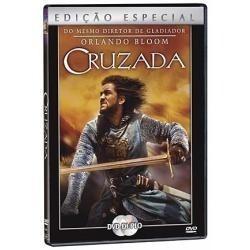 dvd - cruzada - orlando bloom - ed. especial - duplo