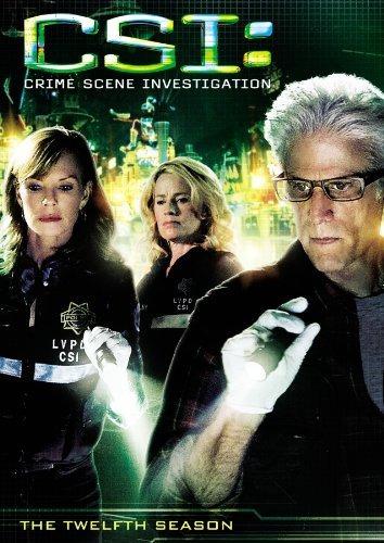 dvd : csi: the twelfth season (boxed set, widescreen, ,...