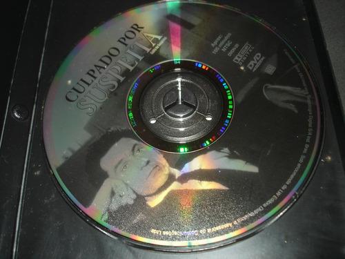 dvd-culpado por suspeita - robert de niro