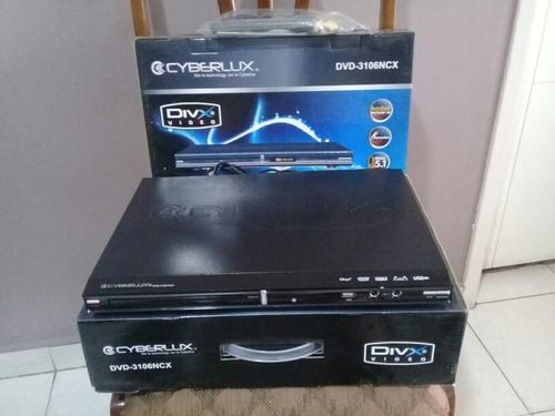 dvd cyberlux de venezuela mod.3106 nuevo