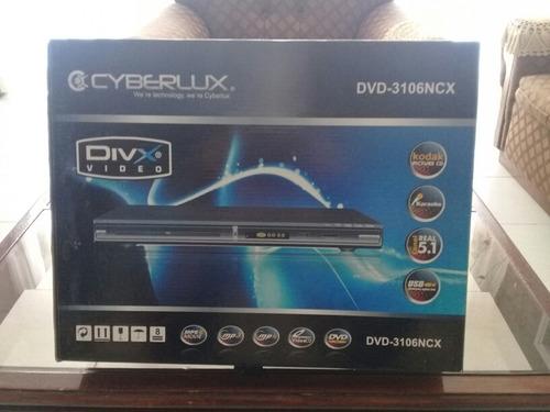 dvd cyberlux mod.3106 nuevo