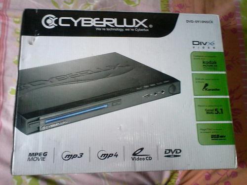 dvd cyberlux nuevo