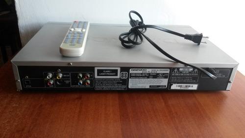 dvd daewoo con control remoto