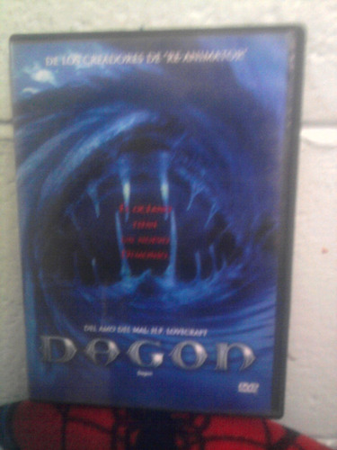 dvd dagon h. p. lovecraft terror cthullu mutantes