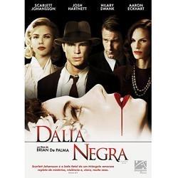 dvd dália negra (2006) scarlett johansson