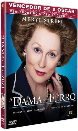 dvd dama de ferro original