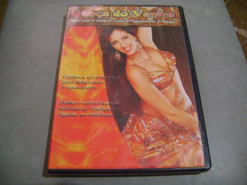 dvd dança do ventre aprenda dançar com sensualidade e magia