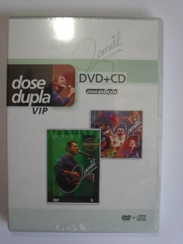 dvd daniel - dose dupla (cd+dvd) lacrado