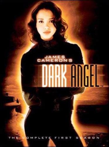 dvd dark angel / 1era temporada completa / edición especial