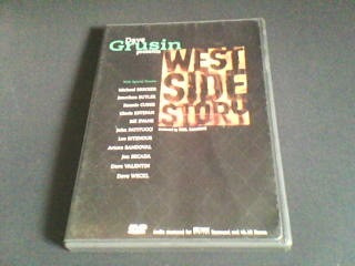 dvd dave grusin presents west side story