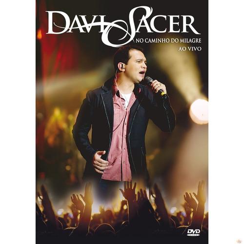 dvd davi sacer no caminho do milagre